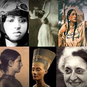 Cherchez la femme - Great Women, Great History